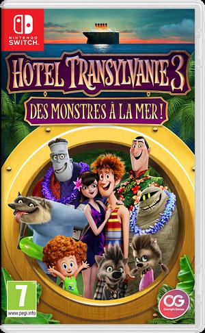 Hotel Transylvania 3 - Monsters Overboard pochette Switch (AJ7TA)