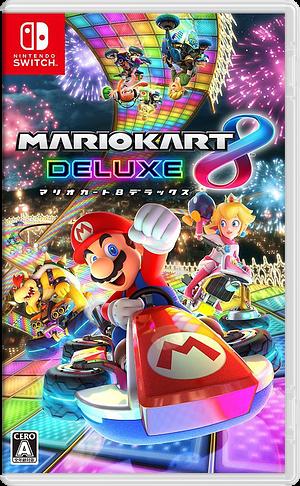 マリオカート8 デラックス Switch cover (AABPA)