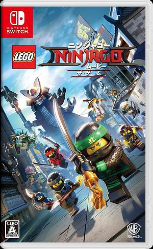 レゴ ニンジャゴー ムービー ザ・ゲーム Switch cover (AB4JC)