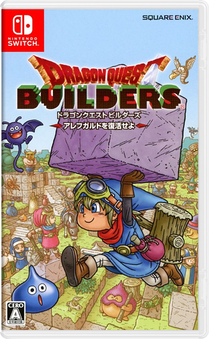 Dragon Quest Builders Switch cover (ACXPA)