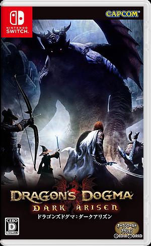 Dragons Dogma - Dark Arisen Switch cover (APTYA)