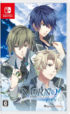 NORN9 LOFN for Nintendo Switch Switch cover (APXTA)
