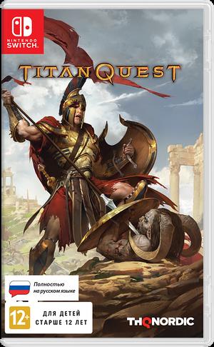 Titan Quest Switch cover (AK5BA)