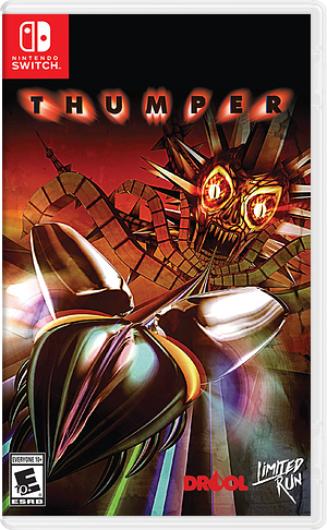 Thumper Switch cover (ACGNA)