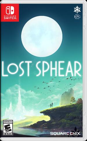 Lost Sphear Switch cover (ADWYA)