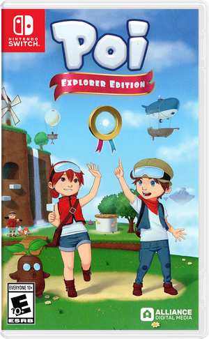 Poi: Explorer Edition Switch cover (AEABB)