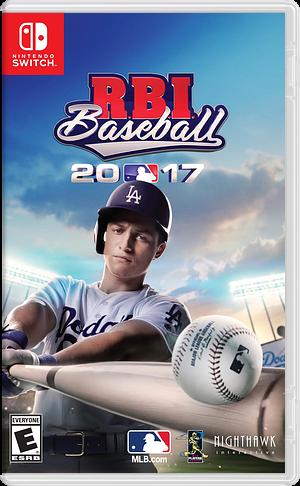 R.B.I. Baseball 17 Switch cover (AEG7A)