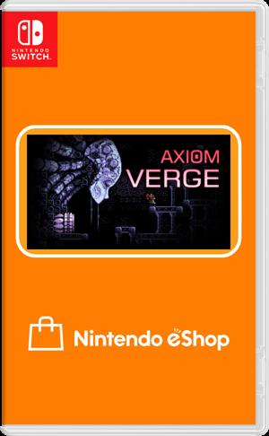Axiom Verge Switch cover (AEJQA)