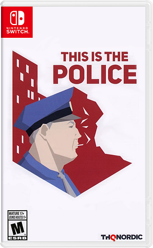 This is the Police Switch cover (AFHRA)