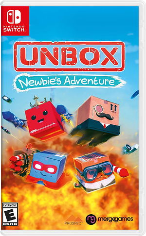 Unbox: Newbie's Adventure Switch cover (AFVPA)