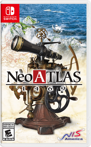 Neo Atlas 1469 Switch cover (AHWWB)