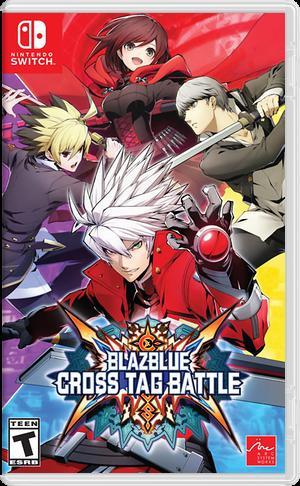 BlazBlue - Cross Tag Battle Switch cover (AK4CA)