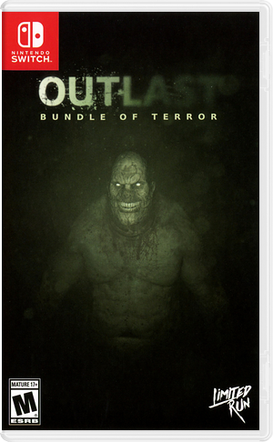 Outlast Switch cover (AK67A)