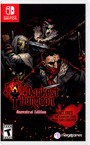 Darkest Dungeon - Ancestral Edition Switch cover (AMAGC)