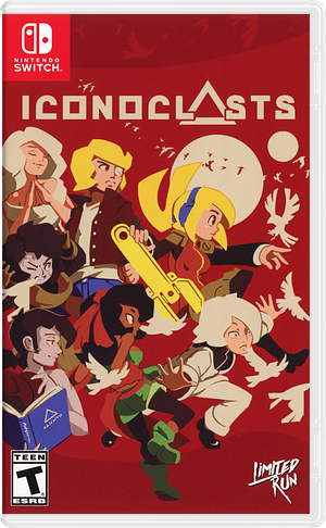 Iconoclasts Switch cover (ANBPA)