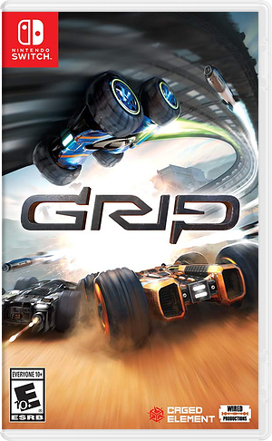 GRIP Switch cover (ANCBA)