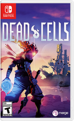 Dead Cells Switch cover (ANXTA)