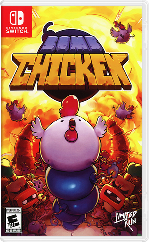 Bomb Chicken Switch cover (APDQA)