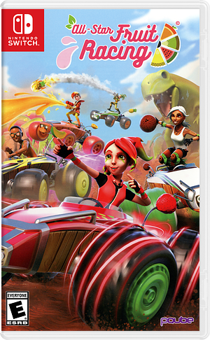 All-Star Fruit Racing Switch cover (APMBA)