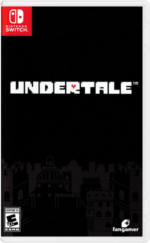 Undertale Switch cover (APWSA)