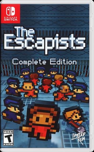 The Escapists: Complete Edition Switch cover (AQ4LA)