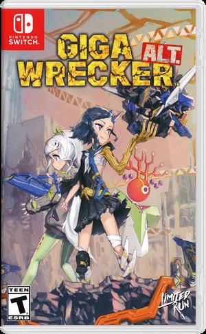 Giga Wrecker Alt Switch cover (ARHKA)