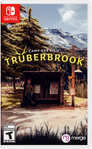 Truberbrook Switch cover (AS49C)