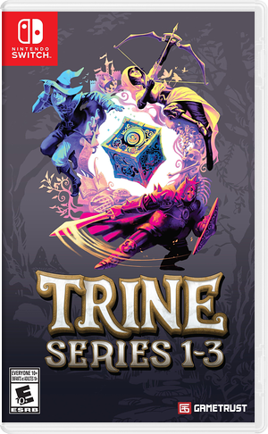 Trine Series 1-3 Switch cover (AS8GA)