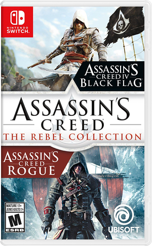 Assassin's Creed: The Rebel Collection Switch cover (ATXEA)