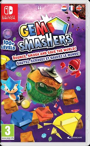 Gem Smashers pochette Switch (AK2JA)