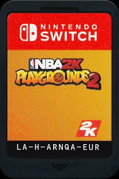 NBA 2K Playgrounds 2 Switch cover (ARNQA)