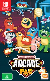 Namco Museum Arcade Pac Switch cover (AP3MA)
