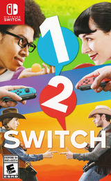 1-2-Switch Switch cover (AACCA)