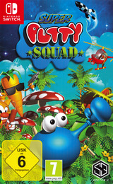 Super Putty Squad Switch cover (AGK2A)