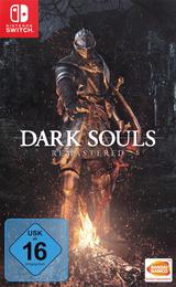 Dark Souls - Remastered Switch cover (AK63B)