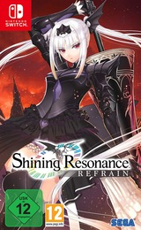 Shining Resonance Refrain Switch cover (AM7TB)