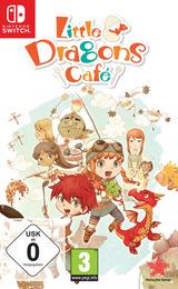 Little Dragons Café Switch cover (AMHXB)