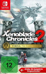 Xenoblade Chronicles 2: Torna - The Golden Country Switch cover (ANVZA)