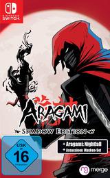 Aragami - Shadow Edition Switch cover (AQ4HA)