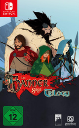 The Banner Saga Trilogy Switch cover (AQZPA)