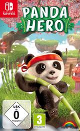 Panda Hero Switch cover (ARCWA)