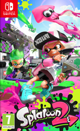 Splatoon 2 Switch cover (AAB6C)