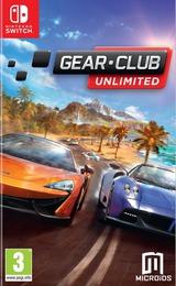 Gear.Club Unlimited Switch cover (AD79B)