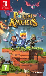 Portal Knights Switch cover (AECYA)