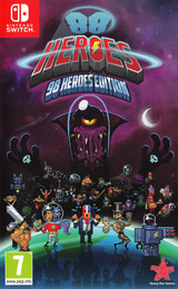 88 Heroes: 98 Heroes Edition Switch cover (AFLJA)