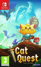 Cat Quest Switch cover (AH79A)