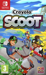 Crayola Scoot Switch cover (AL2VA)