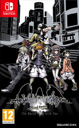 The World Ends With You -Final Remix- Switch cover (AM78B)