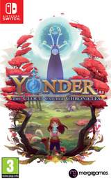 Yonder - The Cloud Catcher Chronicles Switch cover (ANXCC)