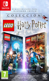 LEGO Harry Potter Collection Switch cover (AQPZA)